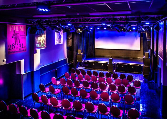 De theater/Filmzaal